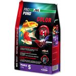 JBL ProPond Color S 2,5 Kg nourriture Koïs spéciale renforcement des couleurs sous forme de perles pour poissons de 15 à 35 cm