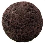 HOBBY Lava Ball 1 diamètre 5,5 cm pierre de lave ronde pour la décoration de l'aquarium