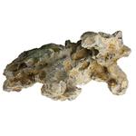 HOBBY Comb Cave 3 dimension 20,5 x 12 x 18,5 cm imitation d'une grotte en pierre pour poissons et réptiles