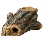 HOBBY Wood Cave 2 dimension 24,5 x 13,5 x 9 cm cachette d'aspect natuelle pour reptile