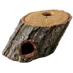 HOBBY Wood Cave 1 dimension 21 x 13,5 x 8 cm cachette d'aspect natuelle pour reptile