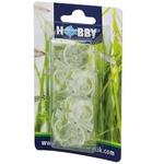 HOBBY Tube Star 10 pièces ventouse avec support empêchant les tuyaux d'air ou CO2 4/6 mm de se plier