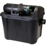 VT Starter Filter Set 3000 kit de filtration multi-chambres avec stérilisateur UV-C 5W et pompe 1000 L/h pour bassin jusqu'à 3000 L