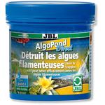 JBL AlgoPond direct 250 gr. élimine rapidement les algues filamenteuses dans les bassins jusqu'à 5000 litres