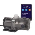 AQUA MEDIC DC Runner 1.1 pompe de relevage 1200 L/h avec contrôleur pour aquarium d'eau douce et d'eau mer