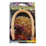 AQUA MEDIC Coral Strap lot de 5 bandes extra large 31 cm pour la fixation de bouture de coraux mous ou de roche