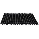 AQUA MEDIC Aqua Grid 30,5 x 30,5 x 1 cm grille plastique multi-usages parfait comme support de pierres vivantes