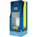 TETRA EasyWipes 10 lingettes de nettoyage tous supports pour utilisation dans l'eau et hors de l'eau