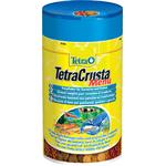 TETRA CrustaMenu 100 ml 4 nourritures différentes pour crevettes et autres crustacés d'eau douce