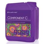 AQUAFOREST Component C 2 L permet de rétablir la concentration de Iode et de Fluor en aquarium récifal