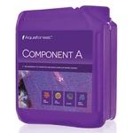 AQUAFOREST Component A 2 L permet de rétablir un taux optimale de Strontium et de Baryum en aquarium récifal