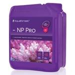 AQUAFOREST -NP Pro 2 L polymère sous forme liquide pour le développement rapide des bactéries en aquarium d'eau douce et d'eau de mer