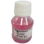 AQUATRONICA ACQ410-PH4 solution d'étalonnage pH4 50 ml pour électrode pH ACQ310N-PH