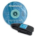 AQUATRONICA ACQ222 interface USB pour PC avec logiciel de gestion informatique