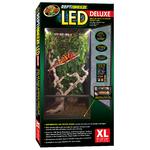ZOOMED Repti Breeze LED Deluxe NT17E terrarium grillagé 61 x 61 x 122 cm avec réglette Leds pour reptiles