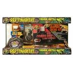ZOOMED Kit ReptiHabitat Gecko NT-L10E kit terrarium complet 51 x 25 x 30 cm