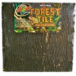 ZOOMED Forest 30 x 45 cm panneau de fond en liège naturel pour terrarium et vivarium