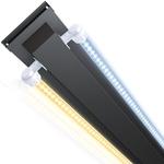 JUWEL MultiLux LED 100 cm réglette d'éclairage avec tubes Leds 2 x 23W pour aquarium Rio 180 et Trigon 350