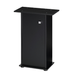 EHEIM AquaCab 54 Noir meuble avec porte pour aquarium de 60 x 30 cm
