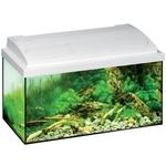EHEIM AquaStart 54 Blanc aquarium équipé 60 cm 54L disponible avec ou sans meuble