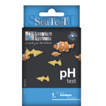 Test pH Aquarium Systems SeaTest pH pour aquarium d'eau douce, d'eau de mer et bassin