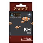 Test dureté carbonatée Aquarium Systems SeaTest KH pour aquarium d'eau de mer et bassin