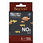 Test Nitrite Aquarium Systems SeaTest NO2 pour aquarium d'eau douce, d'eau de mer et bassin