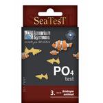 Test Phosphate Aquarium Systems SeaTest PO4 pour aquarium d'eau douce, d'eau de mer et bassin