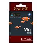 Test Magnesium Aquarium Systems SeaTest Mg pour aquarium d'eau de mer