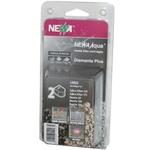 NEWA Diamante Plus lot de 2 cartouches au charbon actif et Zéolite pour filtres Duetto 50, 100, 150 et Cobra 130 et 175