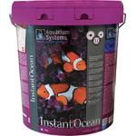 AQUARIUM SYSTEMS Instant Océan 20 kg sel pour aquarium marin sans ou avec peu de coraux. Donne 600L d'eau de mer