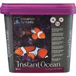 AQUARIUM SYSTEMS Instant Océan 10 kg sel pour aquarium marin sans ou avec peu de coraux. Donne 300L d'eau de mer