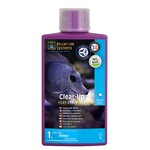 AQUARIUM SYSTEMS Clear-Up 250 ml clarificateur d'eau naturel pour aquarium marin