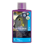 AQUARIUM SYSTEMS Waste-Away 250 ml nettoyant 100% naturel à base de bactéries pour aquarium marin