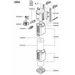 EHEIM Pièces détachées pour filtre Eheim PowerLine XL (2252)