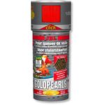 JBL GoldPearls Click 250 ml nourriture en granules pour poissons d'eau froide avec doseur