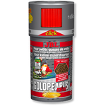 JBL GoldPearls Mini Click 100 ml mini granulés pour poissons d'eau froide