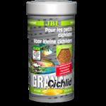 JBL Grana Cichlid 250 ml nourriture premium en granulés pour cichlidés carnivores