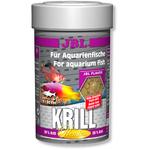 JBL Krill flocons de krill de qualité supérieure pour poissons d'eau douce et eau de mer