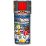 JBL MariPearls Click 250 ml perles alimentaires de qualité supérieure pour animaux marins avec doseur