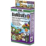 JBL BioNitratEx 1 L lot de 100 bioballs anti-nitrates pour aquarium d'eau douce et d'eau de mer jusqu'à 200 L