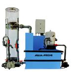 AQUA MEDIC Systemfilter Skim 1 station de filtration pour aquarium d'eau de mer jusqu'à 20000 L