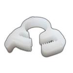 AQUA MEDIC Hose Clip se compose de lot de 4 colliers de serrage pour tuyau de 5 à 6 mm