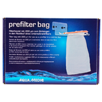 AQUA MEDIC Prefilter Bag kit support avec Filter Bag 200 microns