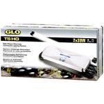 GLO T5 HO 2 x 39W ballast électronique complet avec douilles étanches pour deux tubes fluorescent T5