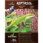 REPTILES PLANET Reptasol 4,5 L substrat d'écorce de pin universel pour reptiles et amphibiens