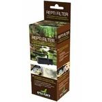 REPTILES PLANET Repti Filter 480 L/h filtre immergeable avec canne de rejet pour aqua-terrarium avec tortues ou amphibiens