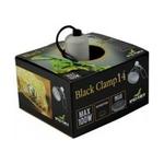 REPTILES PLANET Black Clamp 14 support complet diamètre 14 cm pour ampoule jusqu'à 100W avec douille E27
