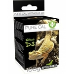 REPTILES PLANET Pure Cal sans D3 100 gr. complément alimentaire à base de calcium pour lézards, tortues et amphibiens
