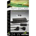 REPTILES PLANET Repti-Ballast T5 24W ballast électronique complet avec douilles pour 1 tube néon de 24W